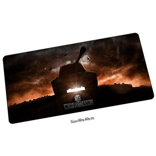 World of tanks mouse pads 800x400x3mm - gameregion