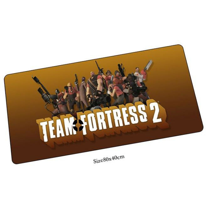 Team fortress mouse pad 800x400x3mm - gameregion