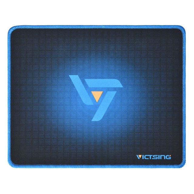 VicTsing Wireless Mouse Pads Rubber Base Anti-Slip Stitched Edges Gaming Mouse Pad Mats - gameregion