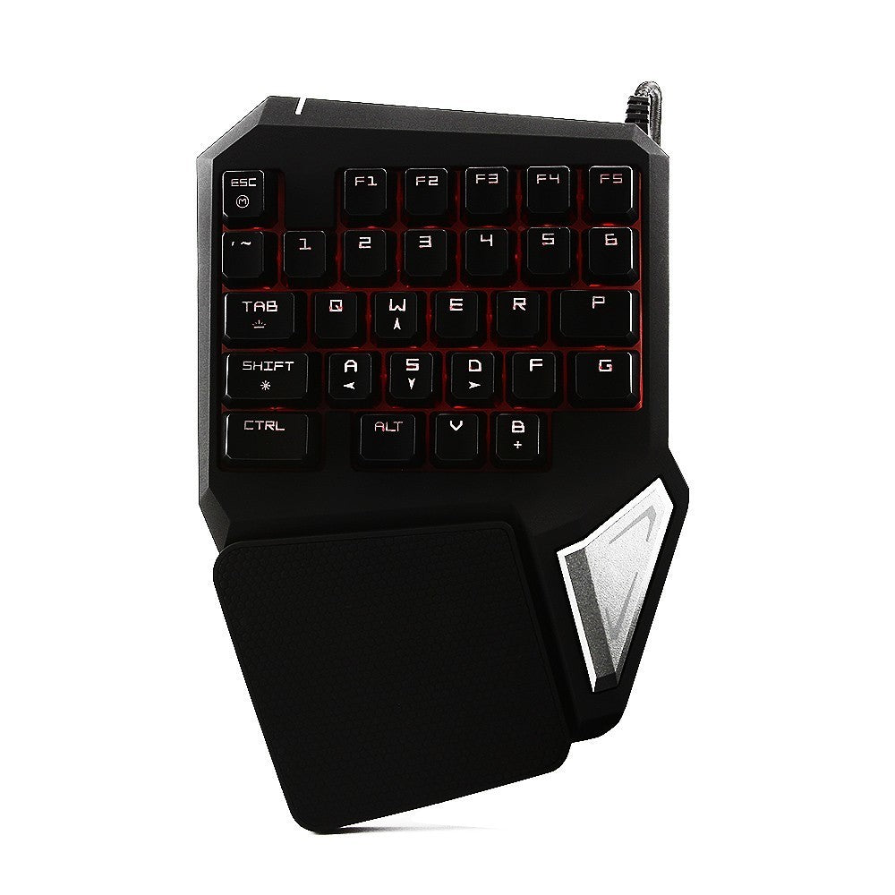 Delux Wired Gaming Keyboard And Mouse Combo T9Pro - gameregion