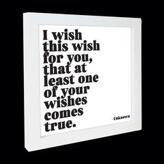 """i wish this wish for you"" card"