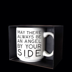 """angel by your side"" mini mug"