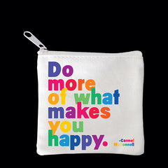 """do more"" mini pouch"