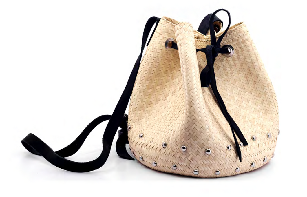 Majo Backpack with embellishments