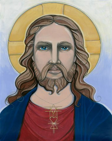 Ascended Master Print - Jesus The Christ