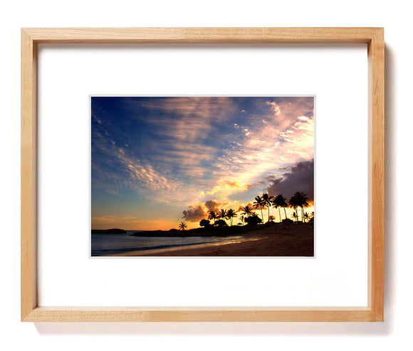 Matted Photo Prints (8x10, 11x14)