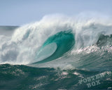 Wave at Waimea Bay