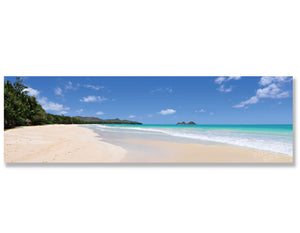 Bellows Field Beach - Panoramic