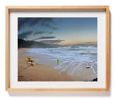 "Waimea Bay ""Almost Eddie"" 24x36"