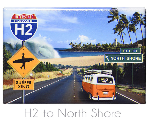 H2 to North Shore 2