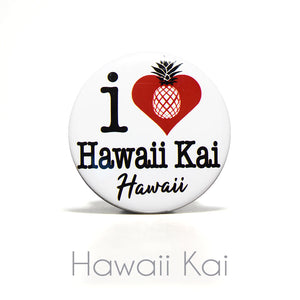 "2.25"" I Heart Hawaii Kai, Hawaii Magnet"