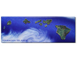 Hawaiian Islands Panoramic Magnet