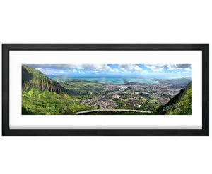 Kaneohe Aerial View