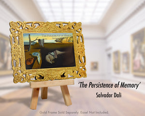 'The Persistence of Memory' - Salvador Dali (1931)