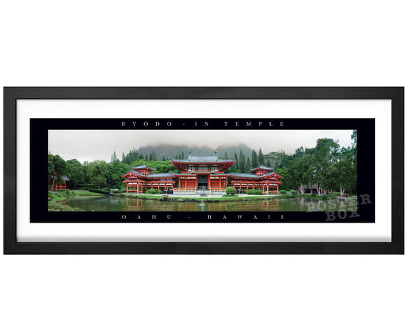 SALE**Byodo-In Temple Panoramic