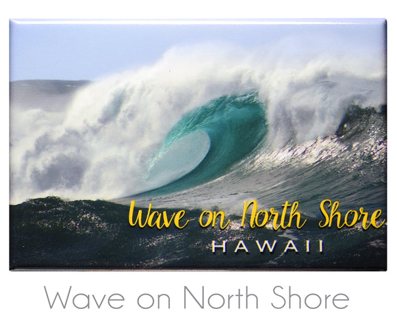 Wave on North Shore  2