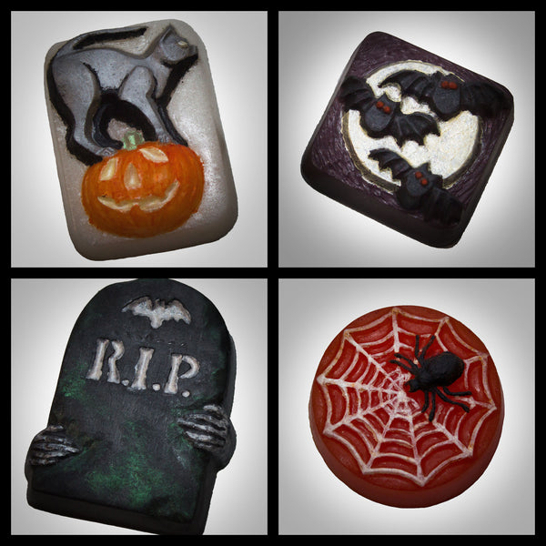 Halloween Melt & Pour Soap Project