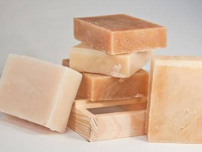 Wheatgerm & Honey Soap Recipe