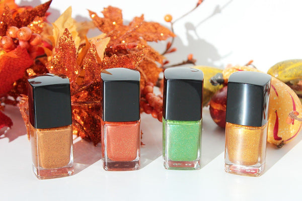 Voyageur Autumn Nail Polish Collection