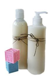 Natural Baby Shampoo and Body Wash Recipe