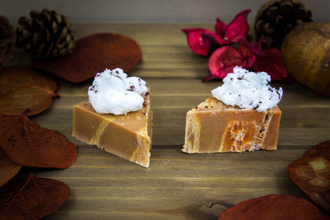 Pumpkin Pie Goat Milk Cold Process Soap