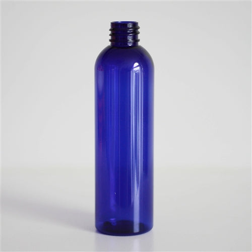 4 oz Blue PET Bullet Without Closure