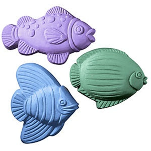 3 Fish Milky Way Soap Mold
