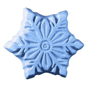 Snowflake 2 Milky Way Soap Mold