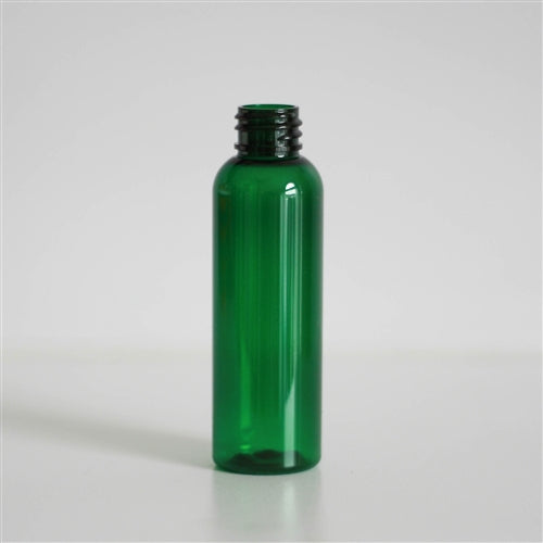 2 oz Green PET Bullet without Closure