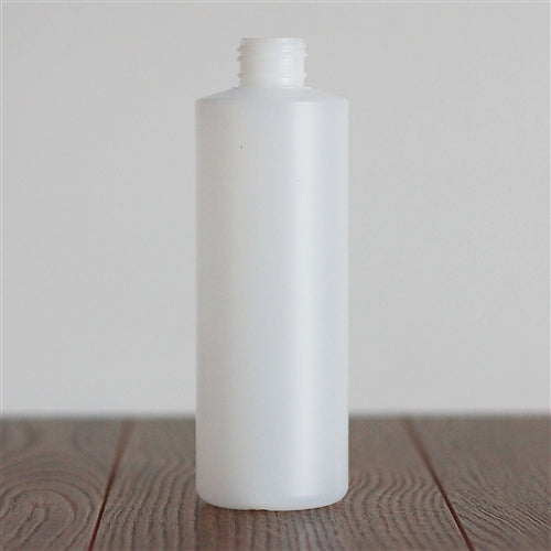 250 ml Natural HDPE Cylinder without Closure