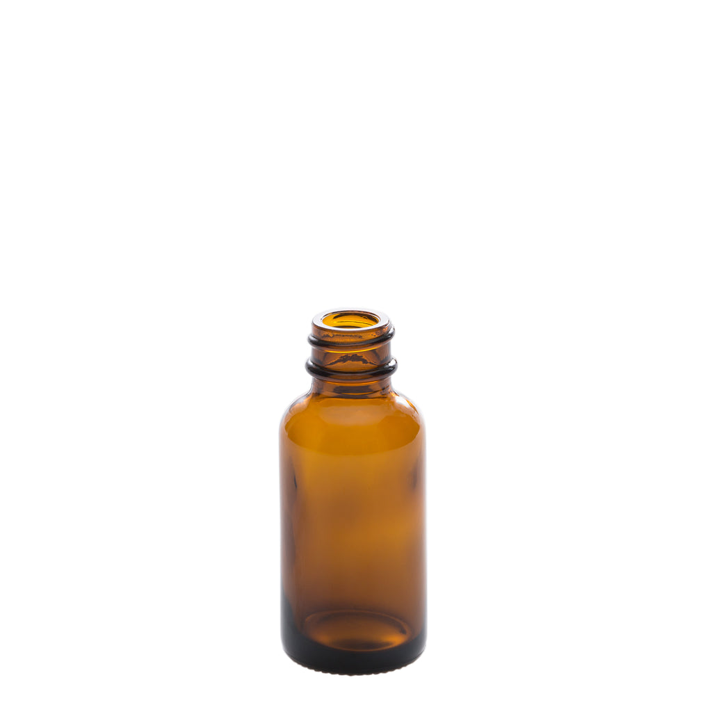 30 ml Amber Glass Bottle with 20-400 Neck