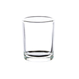 3 oz Straight Side Votive Glass