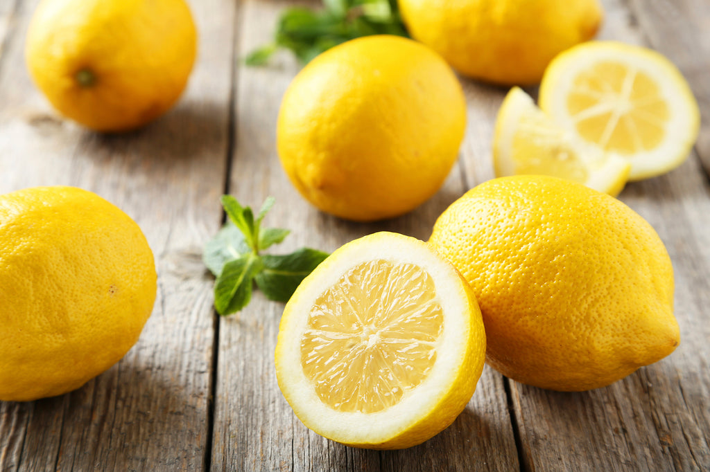 Lemon Fragrance Oil