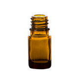 5 ml Amber Glass Essential Oil Bottle with 18-400 Neck