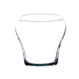 5 oz Reverse Tapered Round Candle Glass