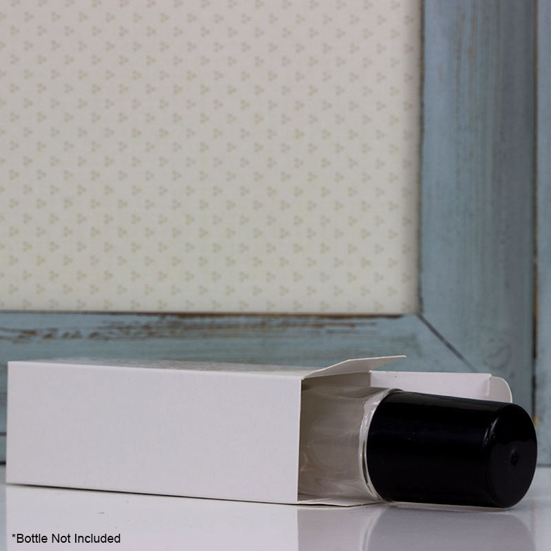 White Gloss Gift Boxes for 1oz Rollerball Bottles