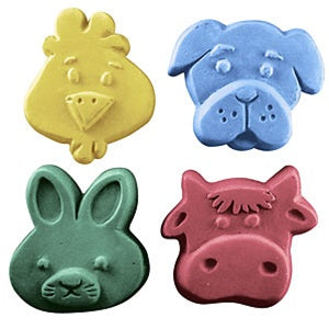 Kids Critters 3 Milky Way Soap Mold