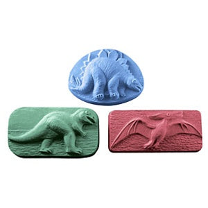 Dinos Milky Way Soap Mold