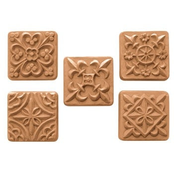 Guest Medieval Tiles Milky Way Soap Mold