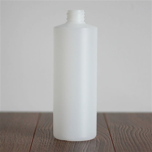 500 ml Natural HDPE Cylinder without Closure