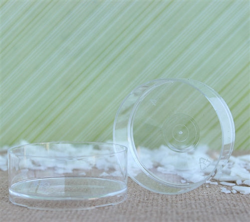 Maxi Clear Plastic Tea Light Cups