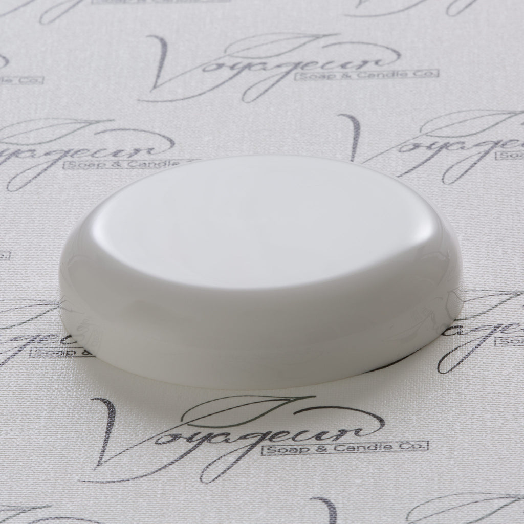 89-400 White Dome Cap