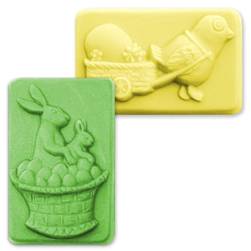 Eggs in a Basket Milky Way Soap Mold