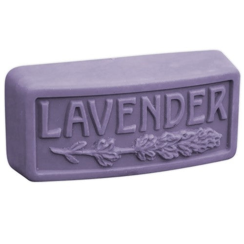 Guest Lavender Rounded Milky Way Soap Mold