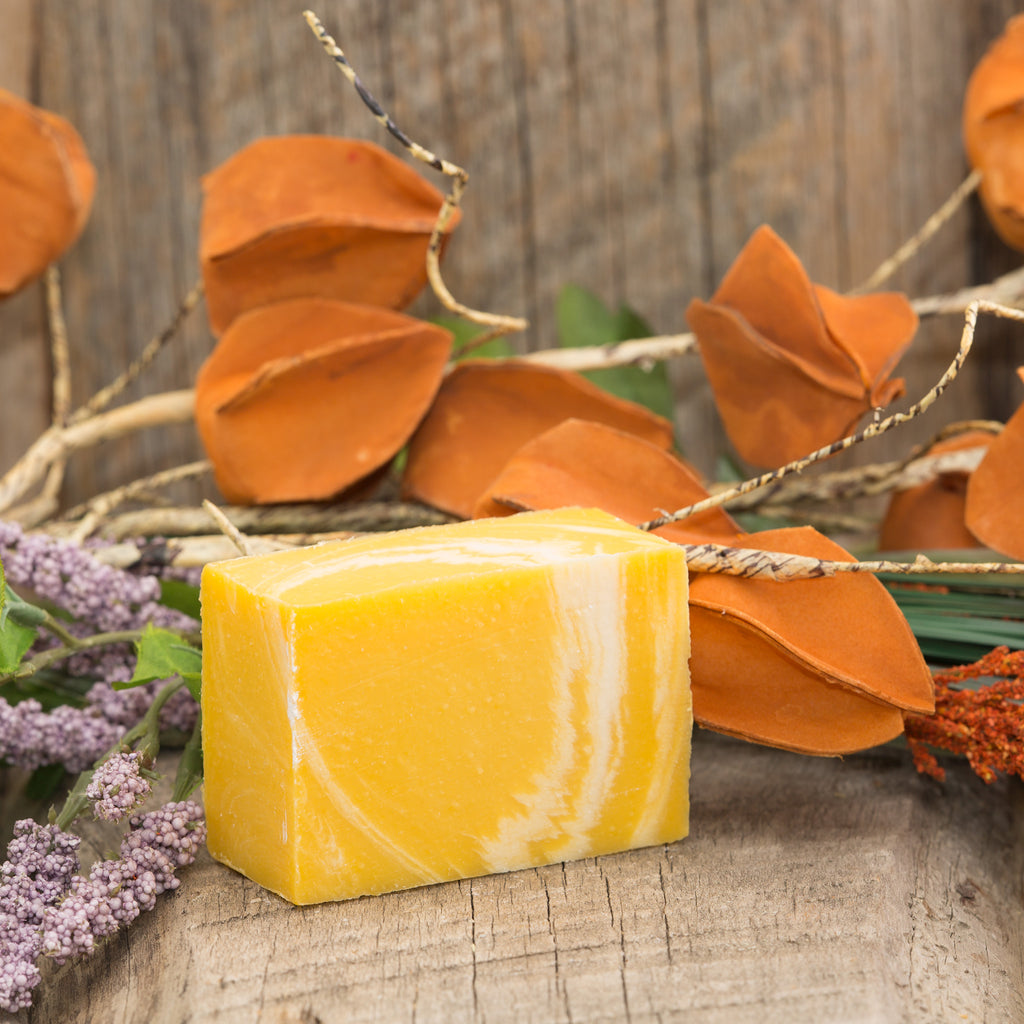 Clay & Shea Thai Lemongrass Bar Soap - 5oz