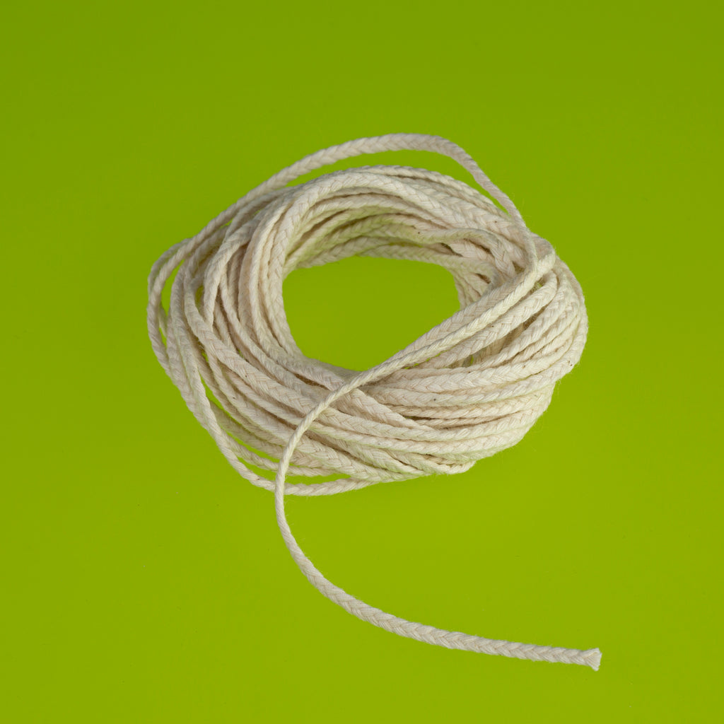 30 Ply Flat Braid Candle Wick