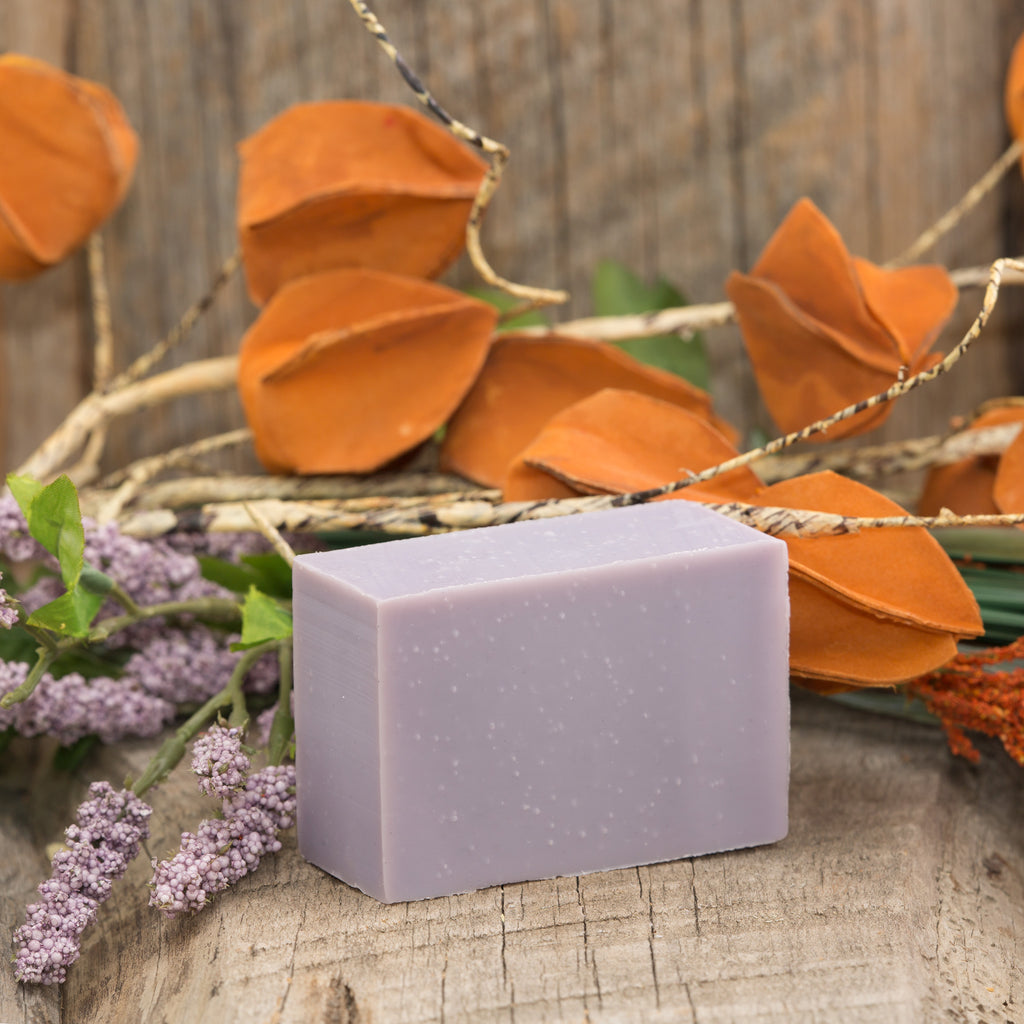 Pure Castile Lavender Bar Soap - 5oz