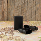 Black Oval Stick Container - 10 grams / 0.35 oz