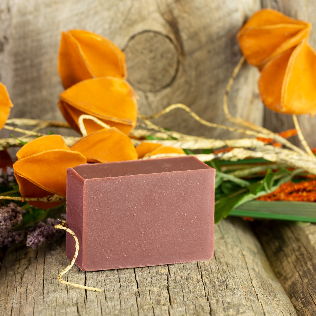 Sandalwood Champaka Bar Soap - 5oz