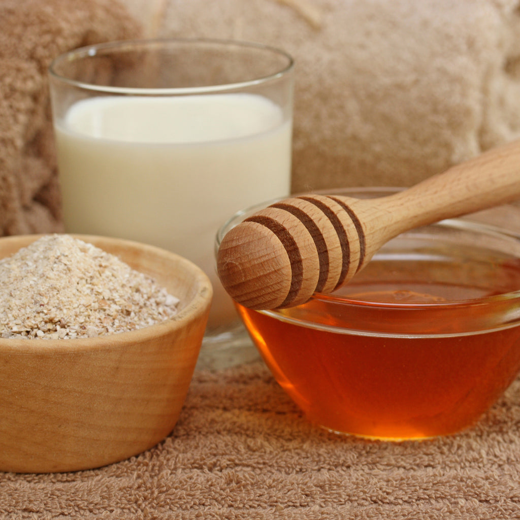 Oatmeal, Milk & Honey Fragrance Oil